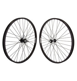 Wheel Master WHL PR 26x1.75 559x25 WEI AS7X BK 36 ALY BO 3/8BK KT ALY CB 110mm BK DTI2.0BK w/TRIM KIT