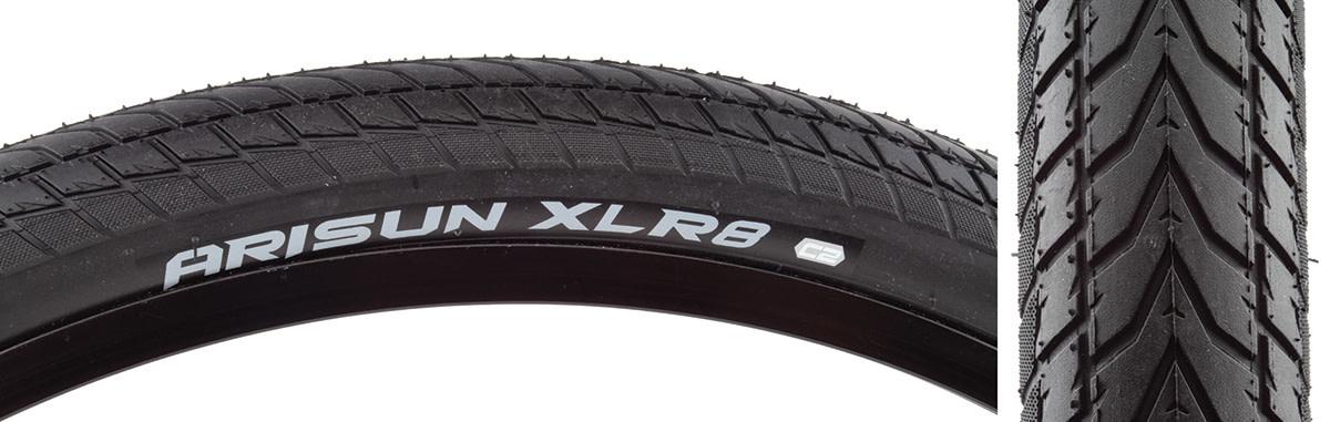 ARISUN TIRES ARISUN XLR8 20x1-1/8 BK WIRE/60