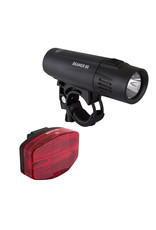 PLANET BIKE LIGHT PB COMBO BEAMER 80/GRATEFUL RED F&R