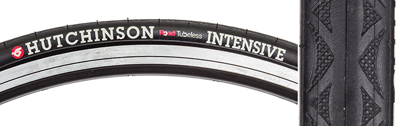 Hutchinson TIRES HUTCH INTENSIVE-2 RD TUBLS 700x25 BK FOLD