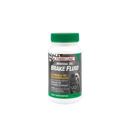 Finish Line BRAKE FLUID F-L HYD MINERAL OIL 4oz 6/cs