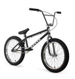 ZF Bikes Elite CMNDR Black Chrome