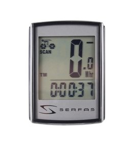 Serfas 19 FUNCTION LEVEL 4+ BACKLIT WIRELESS SPEED