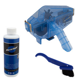 Park Tool TOOL CHAIN CLEANER PARK CG-2.4 3pc kit CHAIN GANG