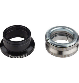 "Odyssey Odyssey Pro Integrated 1-1/8"" 45x45 5mm Black Headset"