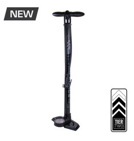 Serfas AIR FORCE TIER TWO Floor Pump BK