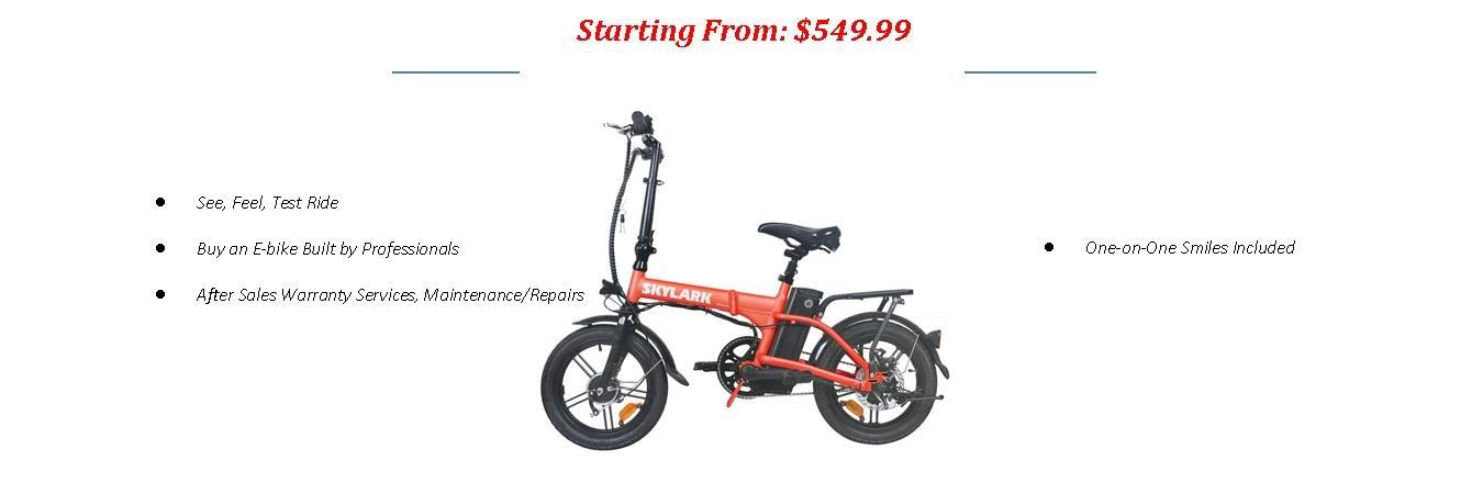 E-bike Slogan