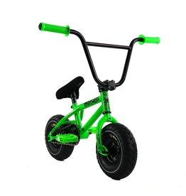 Innovative Sports Riot-Toxic Green Mini BMX