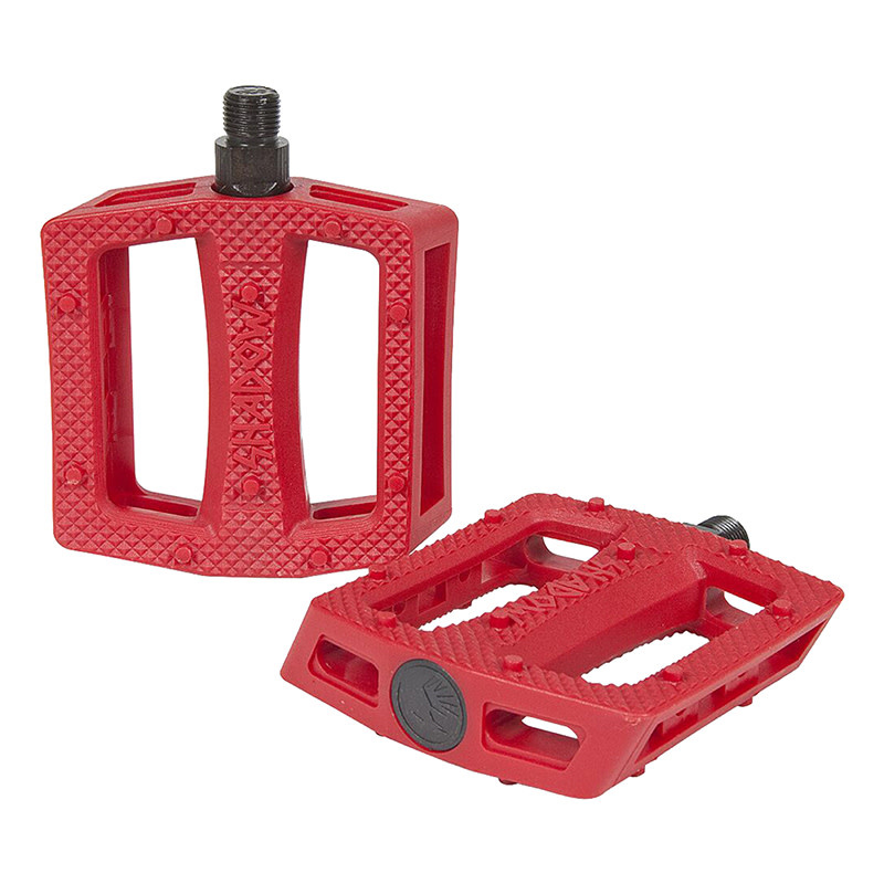 The Shadow Conspiracy PEDALS TSC MX RAVAGER PLASTIC 9/16 RD
