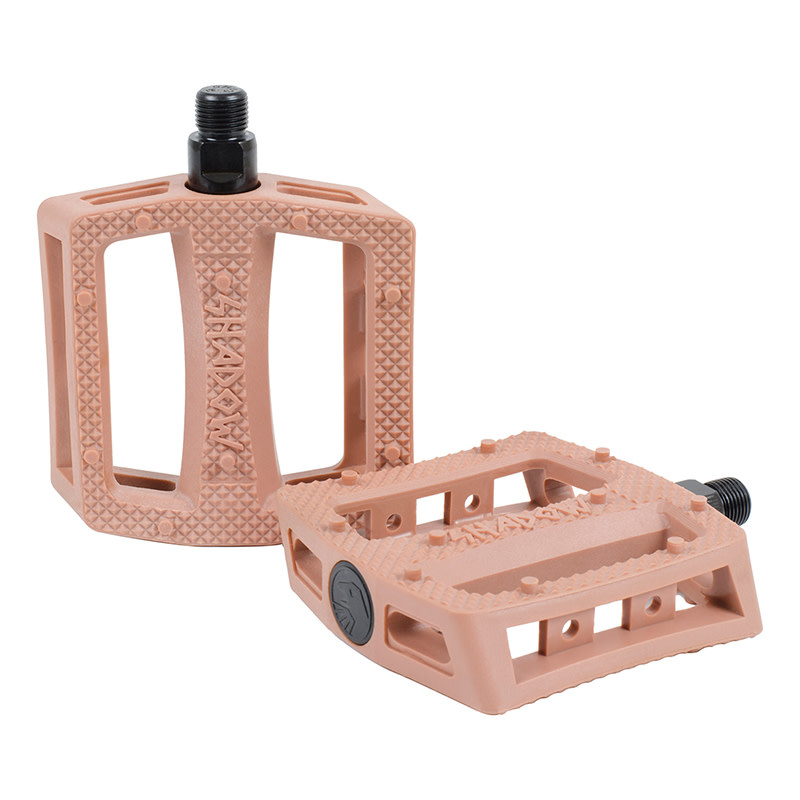 The Shadow Conspiracy PEDALS TSC MX RAVAGER PLASTIC 9/16 CLAY