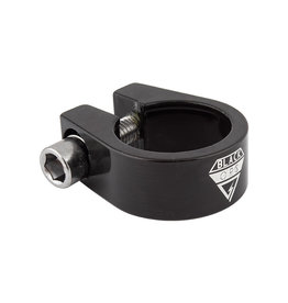 Black Ops SEATPOST CLAMP BK-OPS 1in ALLOY-BLACK