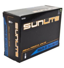 Sunlite TUBES SUNLT 700x28-35 PV48/THRD/RC (27x1-1/8x1-1/4) FFW30mm