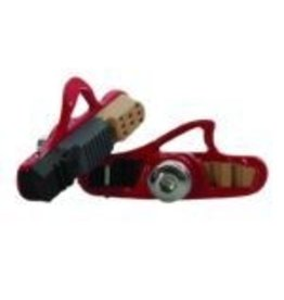 SERFAS 1 PAIR 54MM RED CARTRIDGE SHOE FOR SHIMANO DURA-ACE