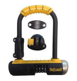 OnGuard LOCK OG U 8013C BULLDOG MINI COMBO 3.5x50.2