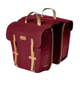 Basil Basil, Portland, Double bag, Dark Red