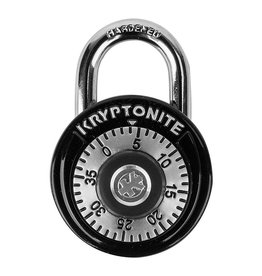 Kryptonite LOCK KRY PADLOCK GRIPPER COMBO 50mm
