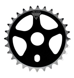 Black OPS CHAINRING BK-OPS 28T MICRO DRIVE ALY BLK