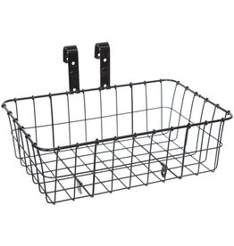 WALD PRODUCTS BASKET WALD 135 BLACK DEEP FRT 14x9x9