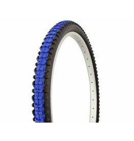F & R Low Riders Tire 26 x 2.10 BLK/BL/CNTR 107.