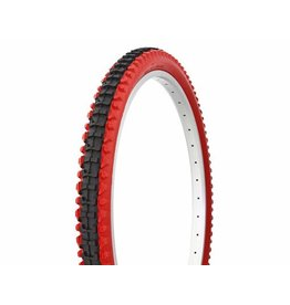 F & R Low Riders Tire 26 x 2.10 RED/BLK/CETR