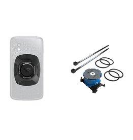 Quad Lock HBAR QUAD LOCK BIKE KIT CELL PHONE HOLDER iPHONE UNIVERSAL V2 BK