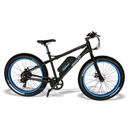 "Emojo Wildcat 26"" Fat-Tire 48 V 500 W"