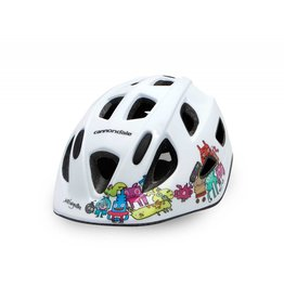 Cannondale Burgerman Colab Kids Helmet TL XS/S Extra Small/Small Teal .