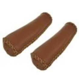 Grips Artificial Leather 1164C Brown.