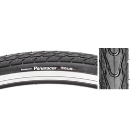 Panaracer TIRES PAN TOUR 700x32 WIRE BK/BK