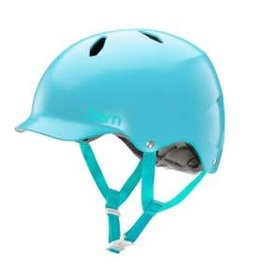 Bern, Bandita, Helmet, Satin Light Blue, ML