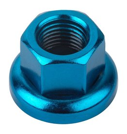 oriGin 8 HUB AXLE NUT OR8 CRMO RR M10x1.0 PR BU