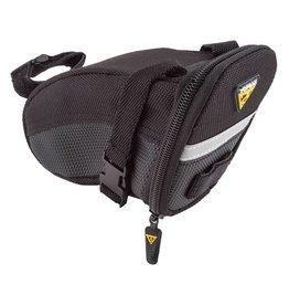 Topeak Topeak Aero Wedge Seat Bag: SM, Black