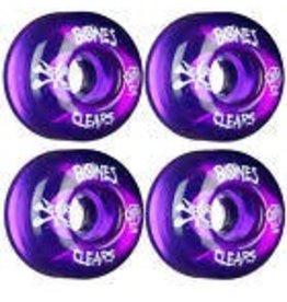 Skatepark Clear Purple 56mm 4PK P2