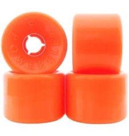 Blank Cruiser Orange 60mm 83A Set of 4