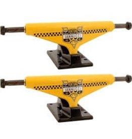 "Venture Trucks Transit High Yellow/Black 5.25"" Hanger 8"" Axle Set"