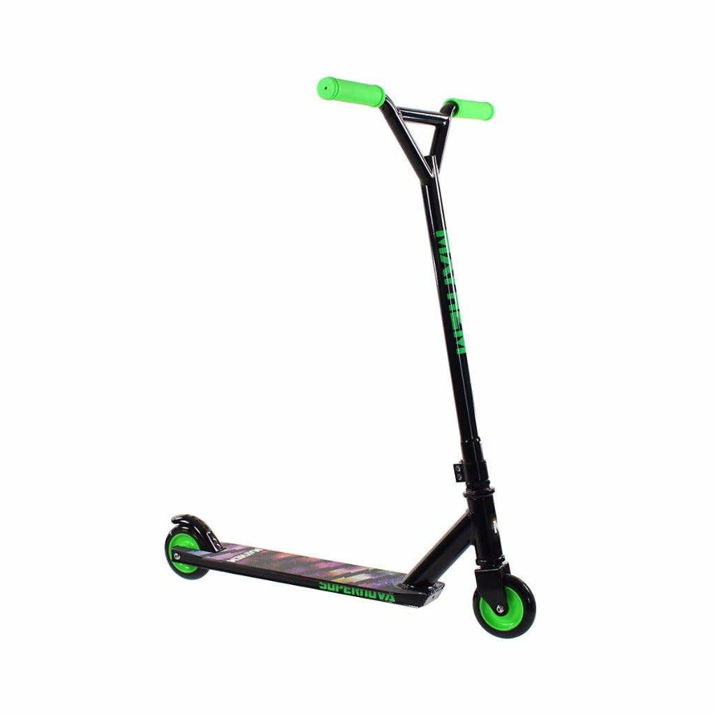 MB Scooter Supernova-Black