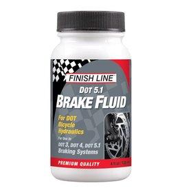 Finish Line BRAKE FLUID F-L HYD DOT 5.1 4oz 6/cs