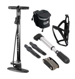 COMBO KIT W/FLOOR PUMP & MINI PUMP (N.O.)
