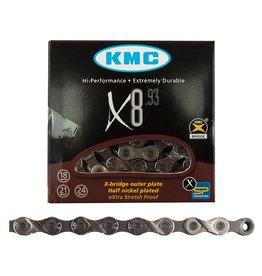 KMC CHAIN KMC X8.93 6/7/8s SL/DK-SL 116L