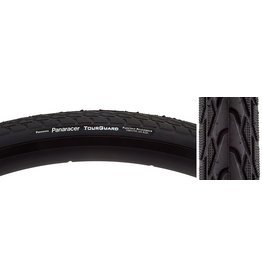 TIRES PAN TOURGUARD 700x25 WIRE BK/BK