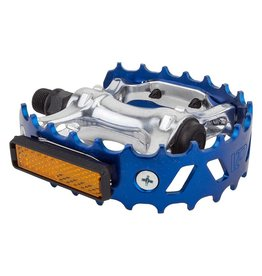 Black Ops PEDALS BK-OPS MX BEARTRAP 9/16 ANO-BU