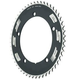 "FSA Pro Track 51t x144mm Black Chainring 1/2""x1/8"""