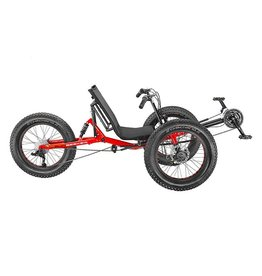 BIKE SUN SKR FAT-TAD CXs 20/20 24s RED
