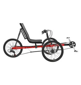 BIKE SUN SKR ECO-TAD SX 20/20 7s RED