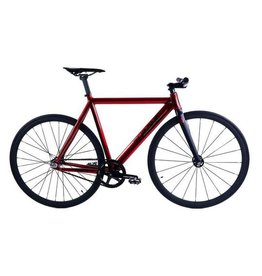 Throne Cycles Throne Phantom Red 55cm