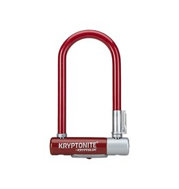 Kryptonite LOCK KRY U KRYPTOLOK MINI 7-7 3.25x7wBRKT MERLOT (I)