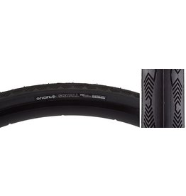 TIRES OR8 SQUALL 700x25 WIRE BELT BK/BK