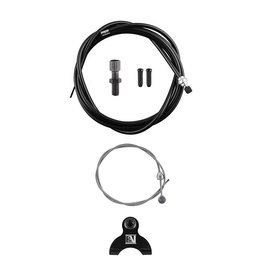 CABLE BRAKE EVOKE KIT BMX C4 BK