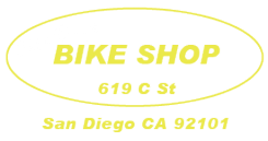 San Diego Bike Shop, SD Bike Shop, SDBS, SDBIKESHOP