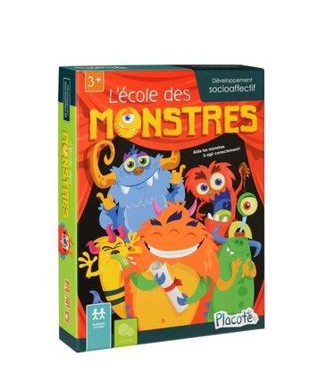 Placote L'école des monstres - Placote